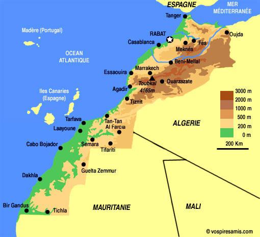 relief-du-maroc