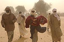Soudan : un festin pour hyènes, chacals et vautours  Soudan-darfour-150304