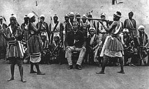 Amazones à l'exercice-1890